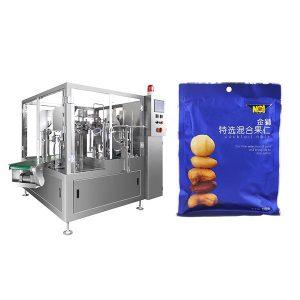 Enbalaketa automatikoa zigilatzeko ontzi-makina solidoa edo solidoa