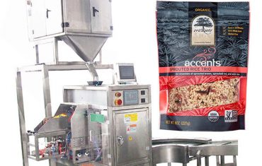 Coffee powder  pre-formed bag packaging filling machine