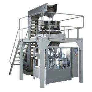 Premade Granular Automatikoa Weighing Produkzioaren seinaleztapena eta betetzea