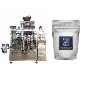 Bote birakaria automatikoa Bag saltzeko makina Salt