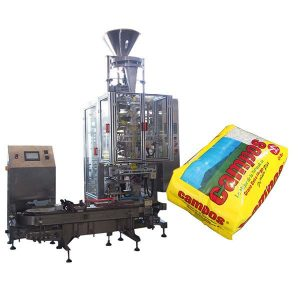 High Precision Rice Enbalaketa Makina automatikoa