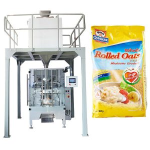 Lineal Weigh Automatic Oatmeal Packing Machine