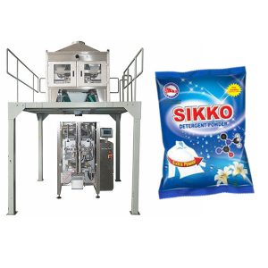 Powder Packaging Machine garbiketa