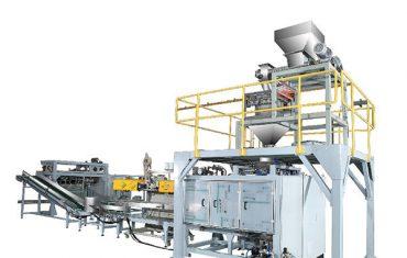 Ztcp-50p hauts automatikoa ehundutako poltsa paketatzeko makina